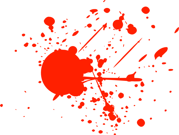 Bright Red Splatter Clip Art At Clker Co-Bright Red Splatter Clip Art At Clker Com Vector Clip Art Online-0