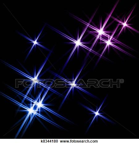 Bright Shining Star Clip Art