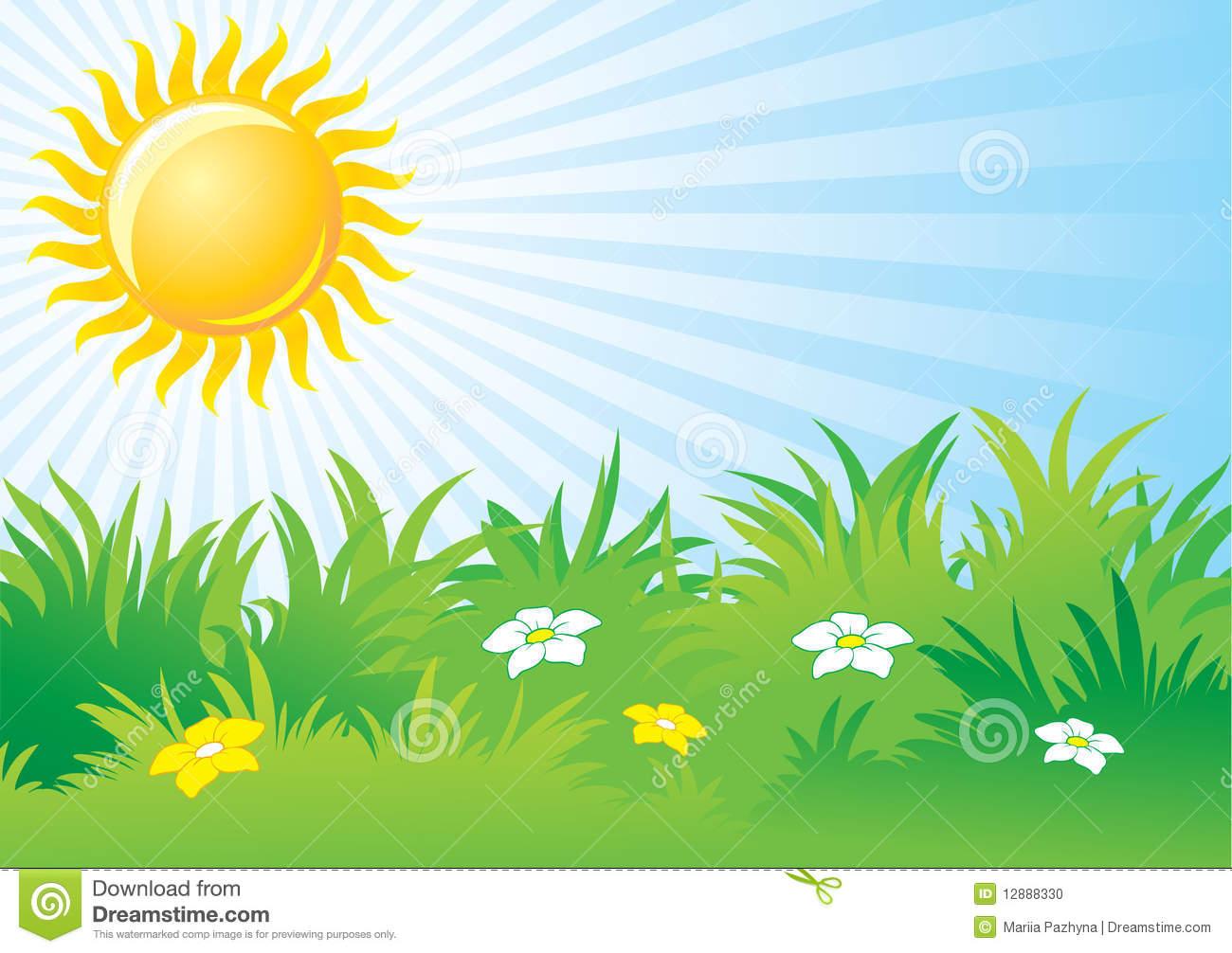 Bright Sunny Day Clipart-Bright Sunny Day Clipart-0