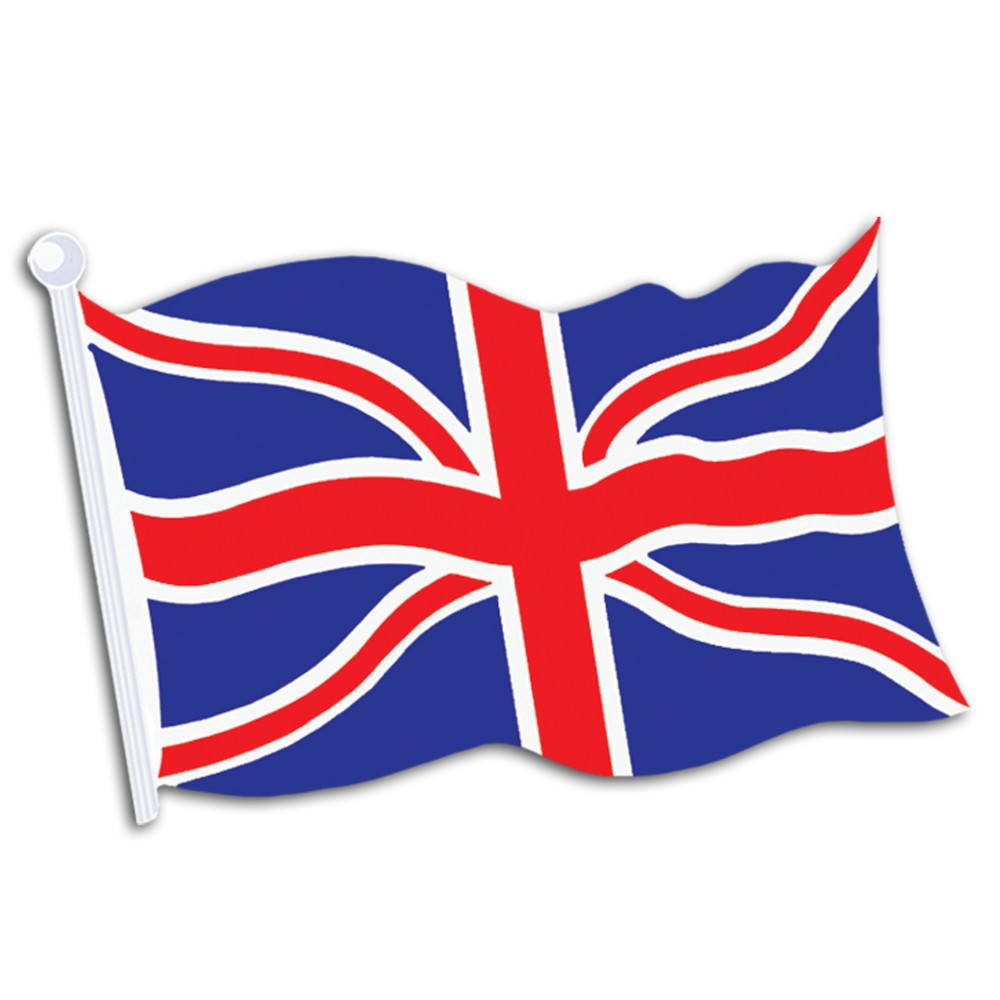 ... British flag clip art ...