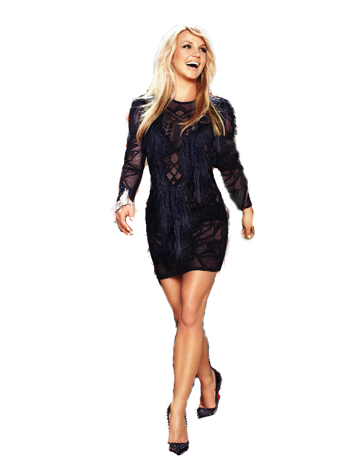 Britney Spears Clipart PNG Image