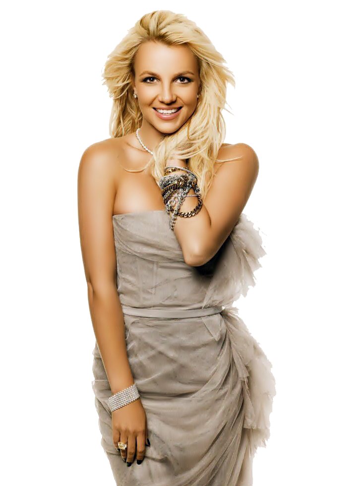 Britney Spears Transparent PNG Image-Britney Spears Transparent PNG Image-14