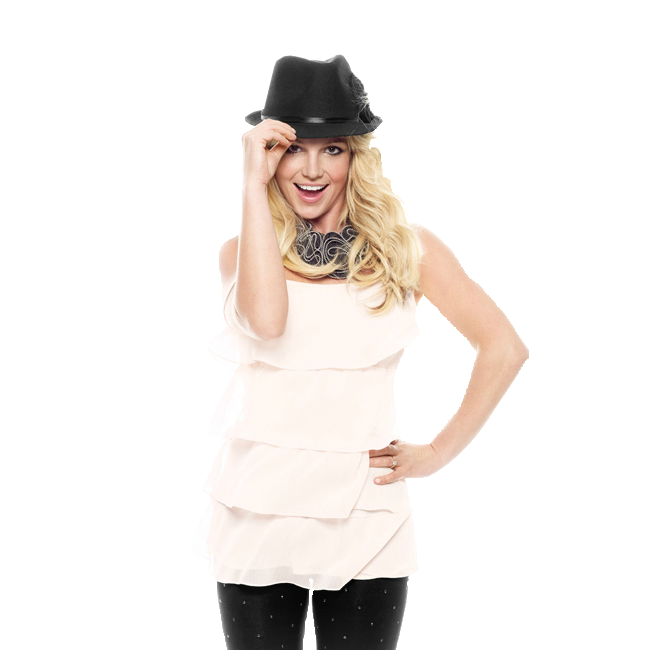 PNG Britney Spears by Brit-Army ClipartLook.com