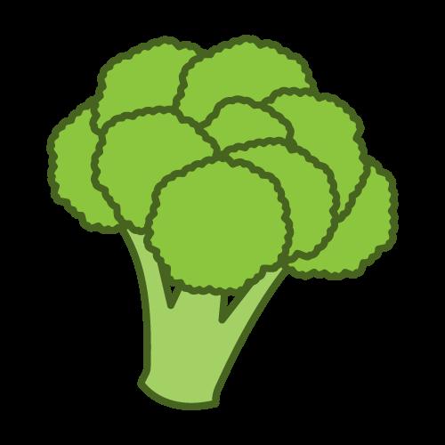 Broccoli Clipart-Clipartlook.com-500
