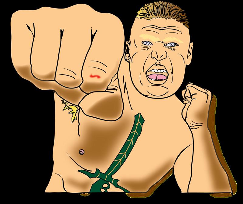 Brock Lesnar Clipart-Clipartlook.com-800-Brock Lesnar Clipart-Clipartlook.com-800-0