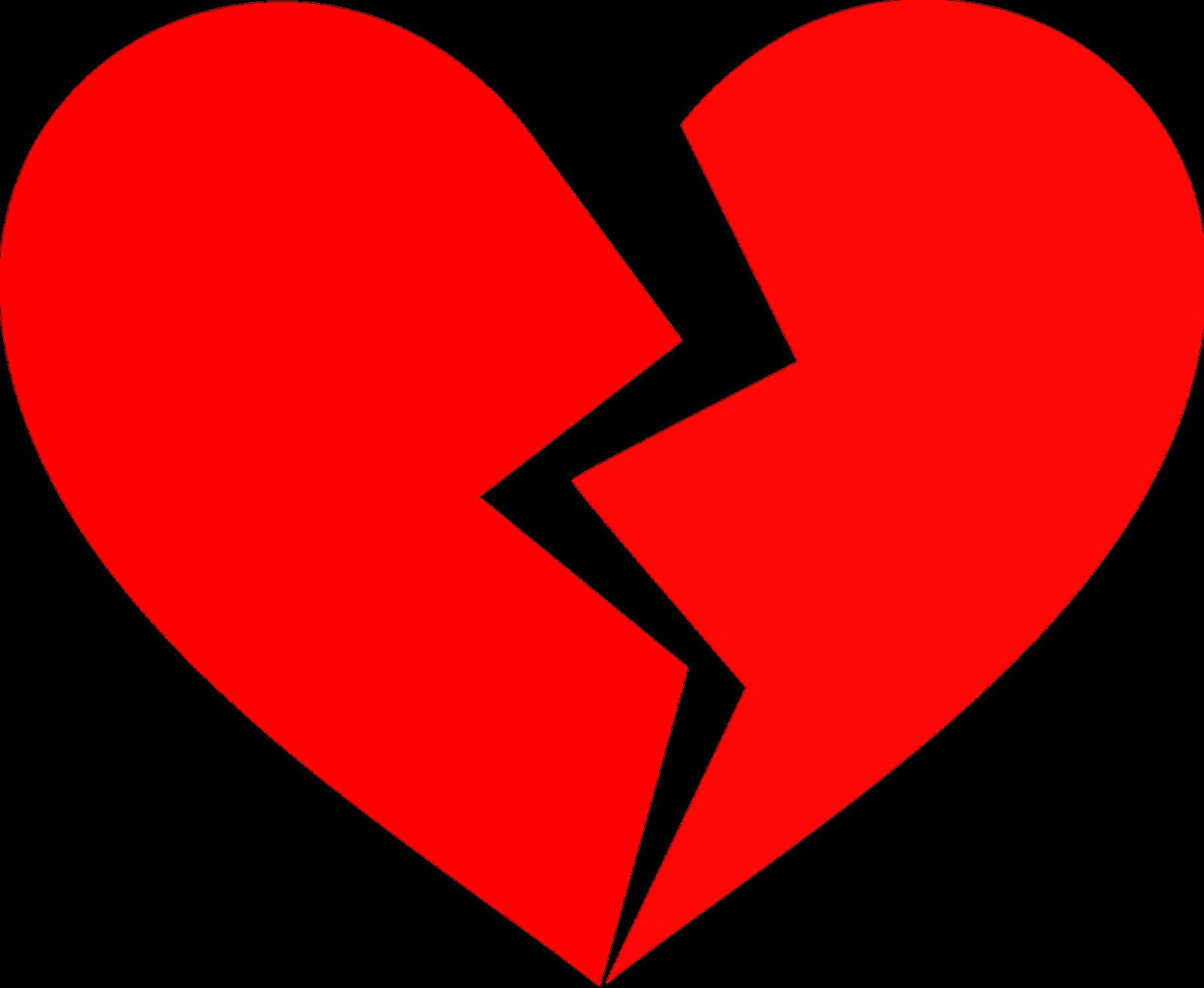 Broken Heart Clip Art | Clipart Panda - Free Clipart Images