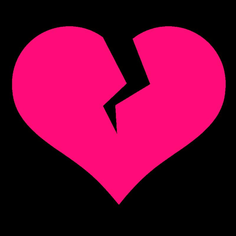 Broken heart clipart images-Broken heart clipart images-10