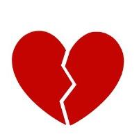 Broken Heart Clipart1
