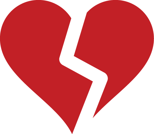 Broken Heart Symbol Clip Art - ClipArt B-Broken Heart Symbol Clip Art - ClipArt Best - ClipArt Best-1