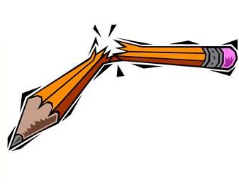 Broken Pencil Tip Clipart Free Clip Art Images