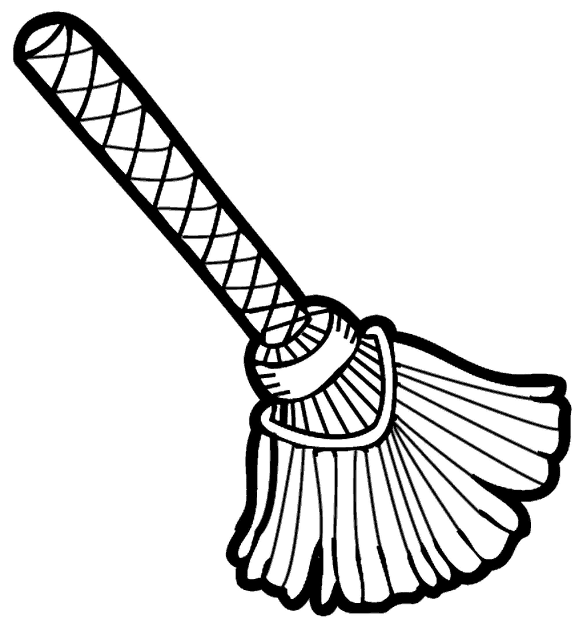 Broom Clip Art