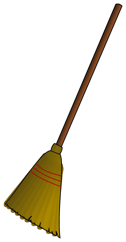 Broom Clipart