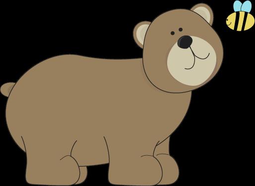 Brown Bear And Bee-Brown Bear and Bee-5