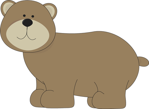 Brown Bear - Bear Clipart Images