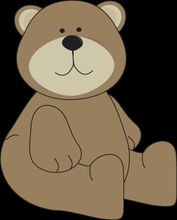 Brown Bear Sitting Down-Brown Bear Sitting Down-3