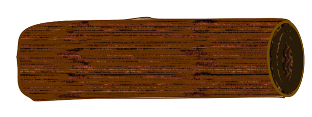 Brown Log Sketch Clipart 13 Cm Long Flickr Photo Sharing