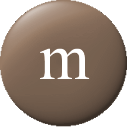 Brown Mm Clipart #1