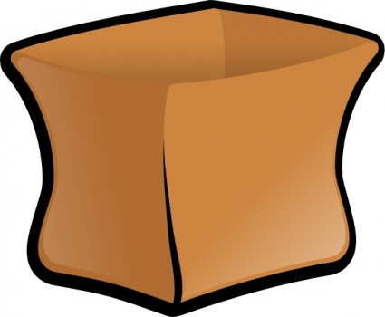 Brown Paper Lunch Bag Vector Download 1 Vectors Page 1 u0026middot; Paper Bag With Eyes Clipart ...