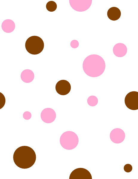 Polka Dot Clipart