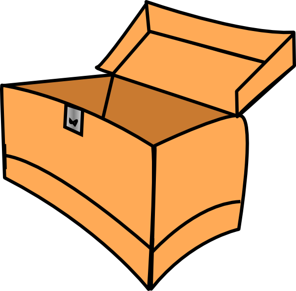 Brown Tool Box Clip Art Vector Clip Art Online Royalty Free