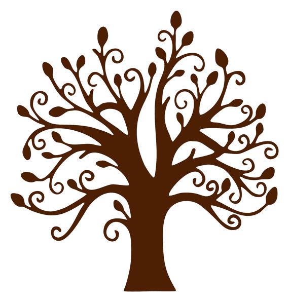Brown Tree Without Leaves .-Brown Tree Without Leaves .-3