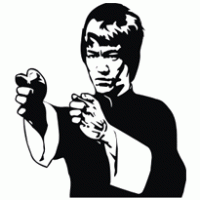 Bruce Lee Clipart