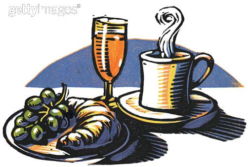 Brunch Clip Art Friday
