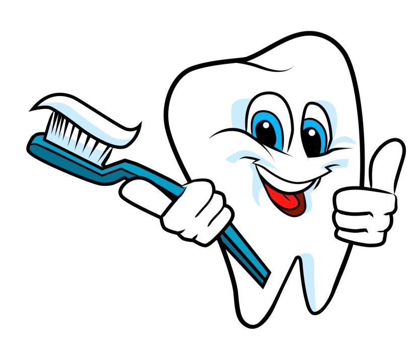 Brush Teeth Tooth Clipart 2-Brush teeth tooth clipart 2-5