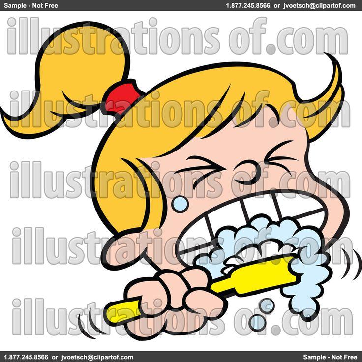 Brushing Teeth Clipart-Brushing Teeth Clipart-7