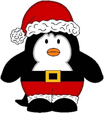 Bryantu0026#39;s Brain Train--Welcome Aboard!: July 2011. Christmas Penguins Digital Clip Art Christmas ...