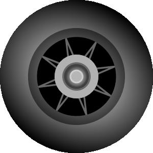 Bsantos Inline Skate Wheel .