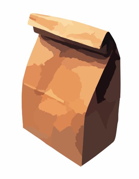 Bts Lunch Bag Clip Art At Vector Clip Art Online