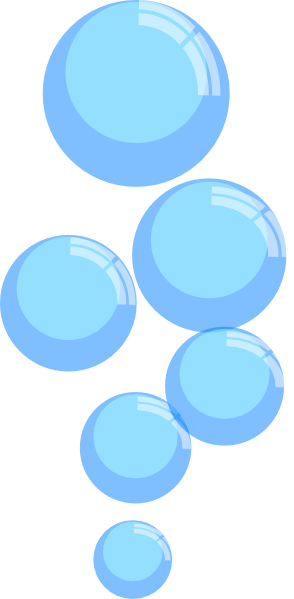 Bubbles Clip Art At Clker Com - Bubbles Clip Art