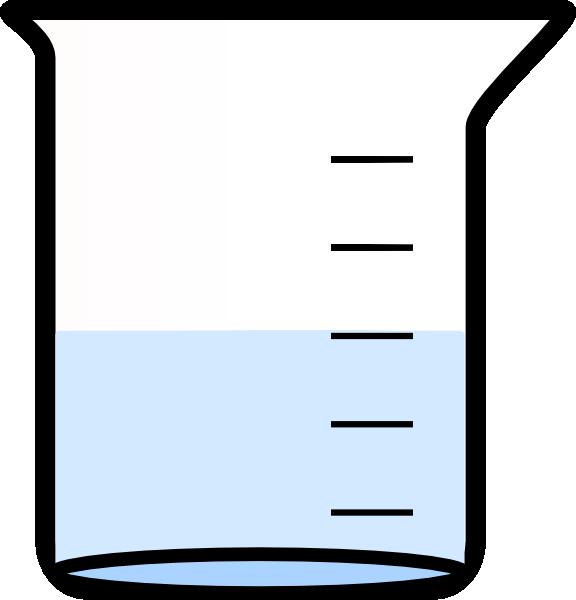 bubbling beaker clipart