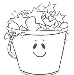 Bucket Filler Clip Art - . Bucket .