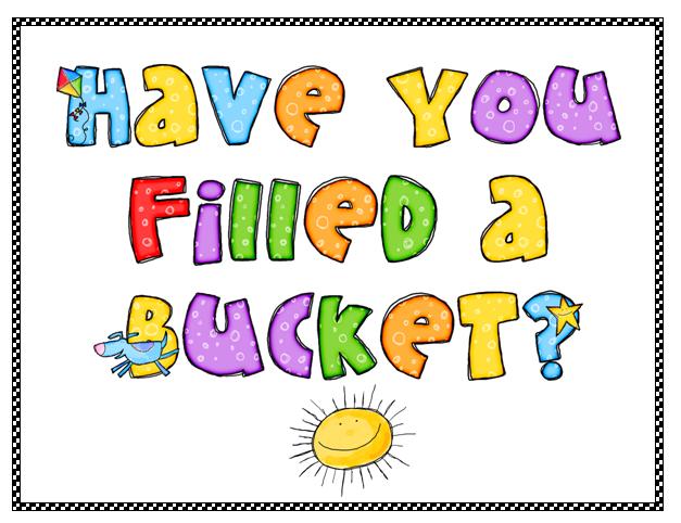 Bucket Filler Clipart Bucket Fillers