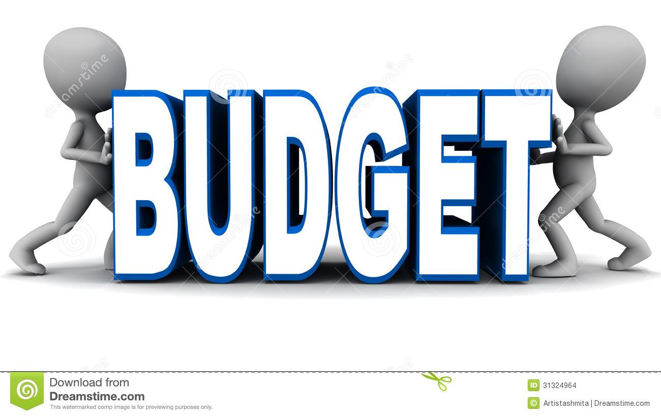 Budget Clipart