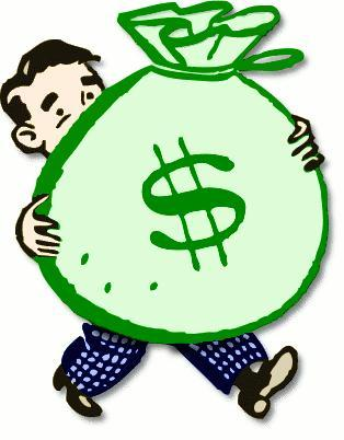 budget. Financial Clip Art