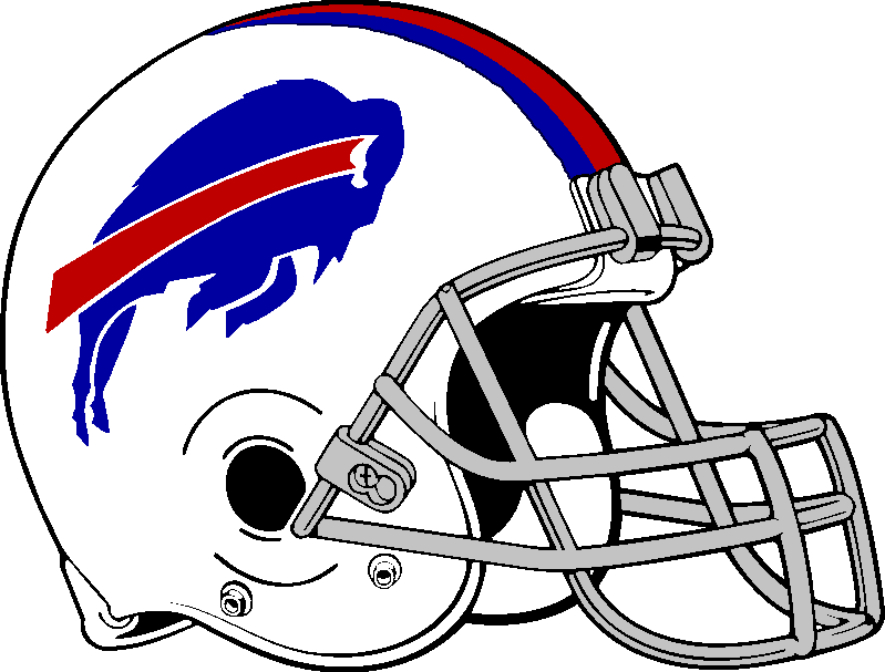 Buffalo Bills Helmet 2011-present By Che-Buffalo Bills helmet 2011-present by Chenglor55 ClipartLook.com -4