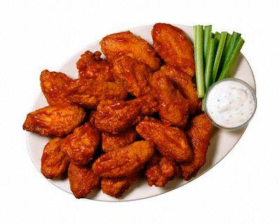 Chicken Wings Clip Art