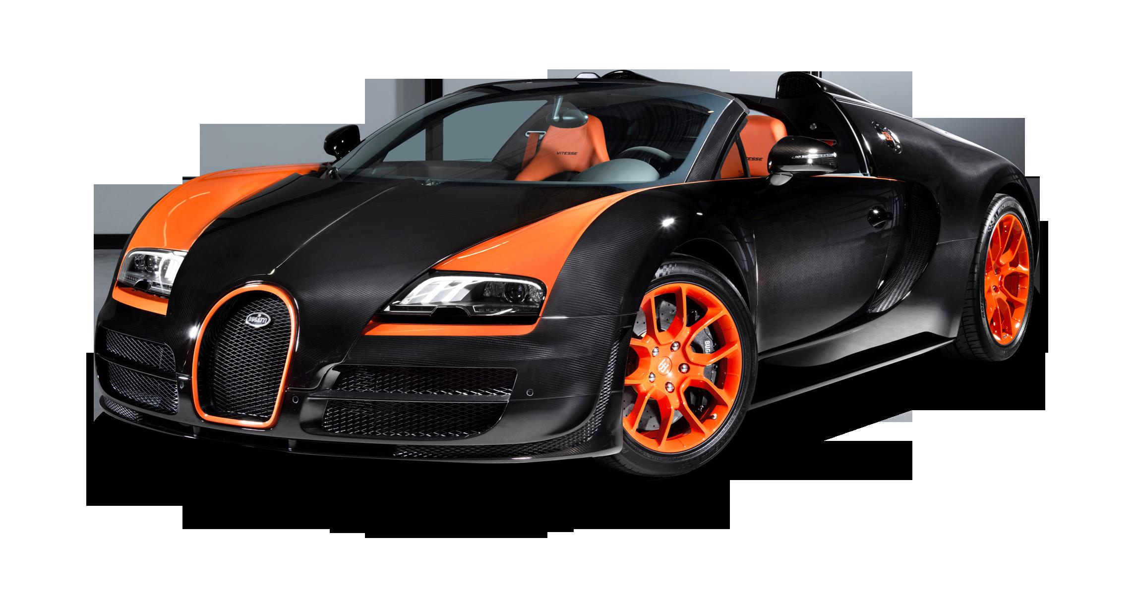 Bugatti PNG Free Download