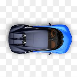 bugatti top view