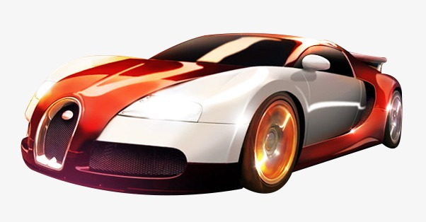 bugatti veyron, Sports Car, Cartoon, Car PNG Image and Clipart
