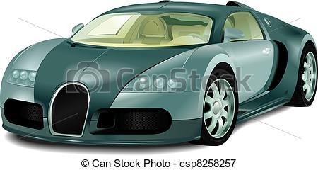 Sport car - csp8258257