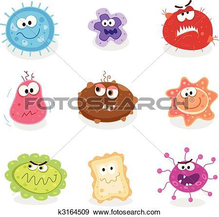 Germ Clipart