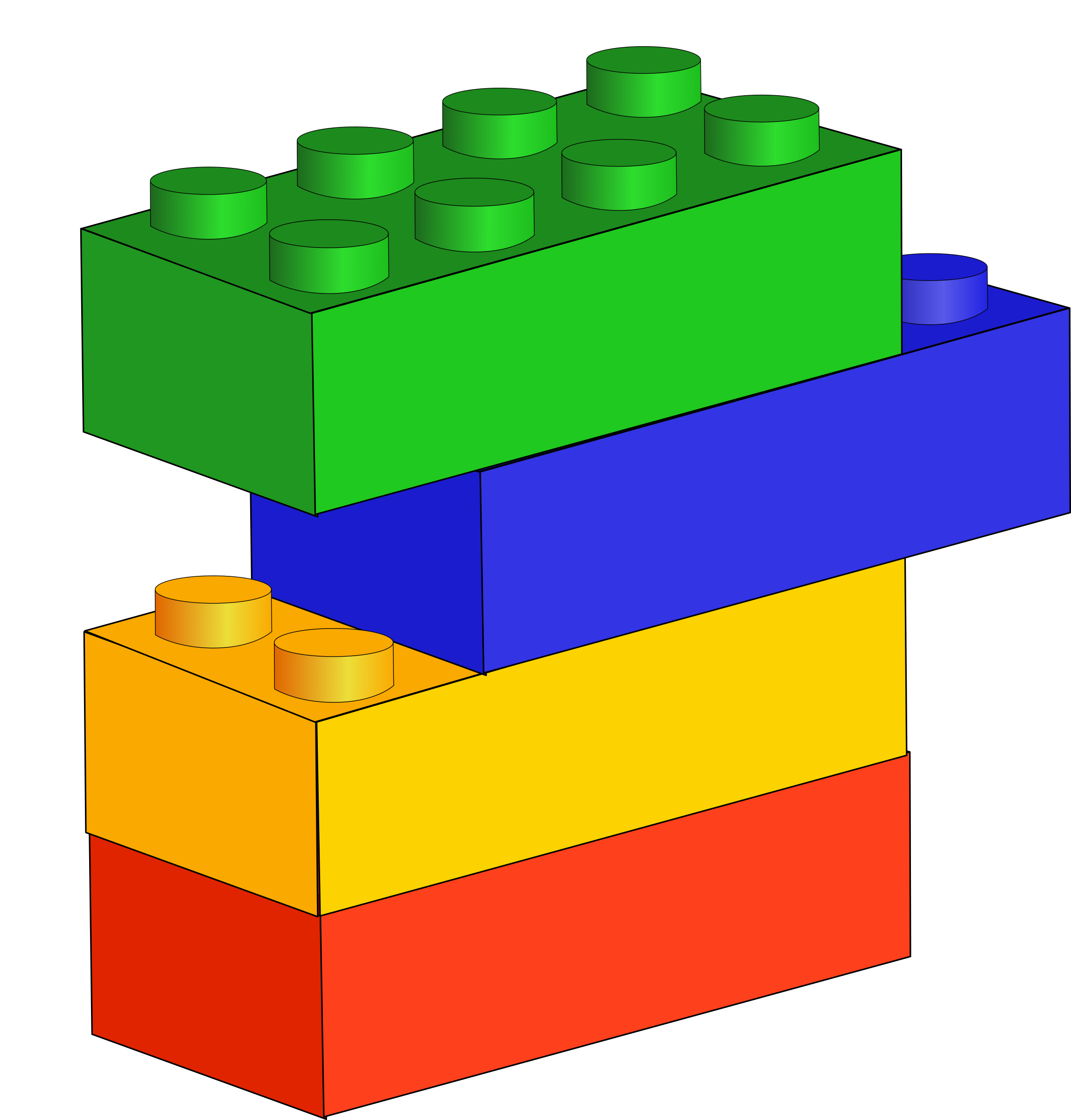 Building Blocks By Eggib