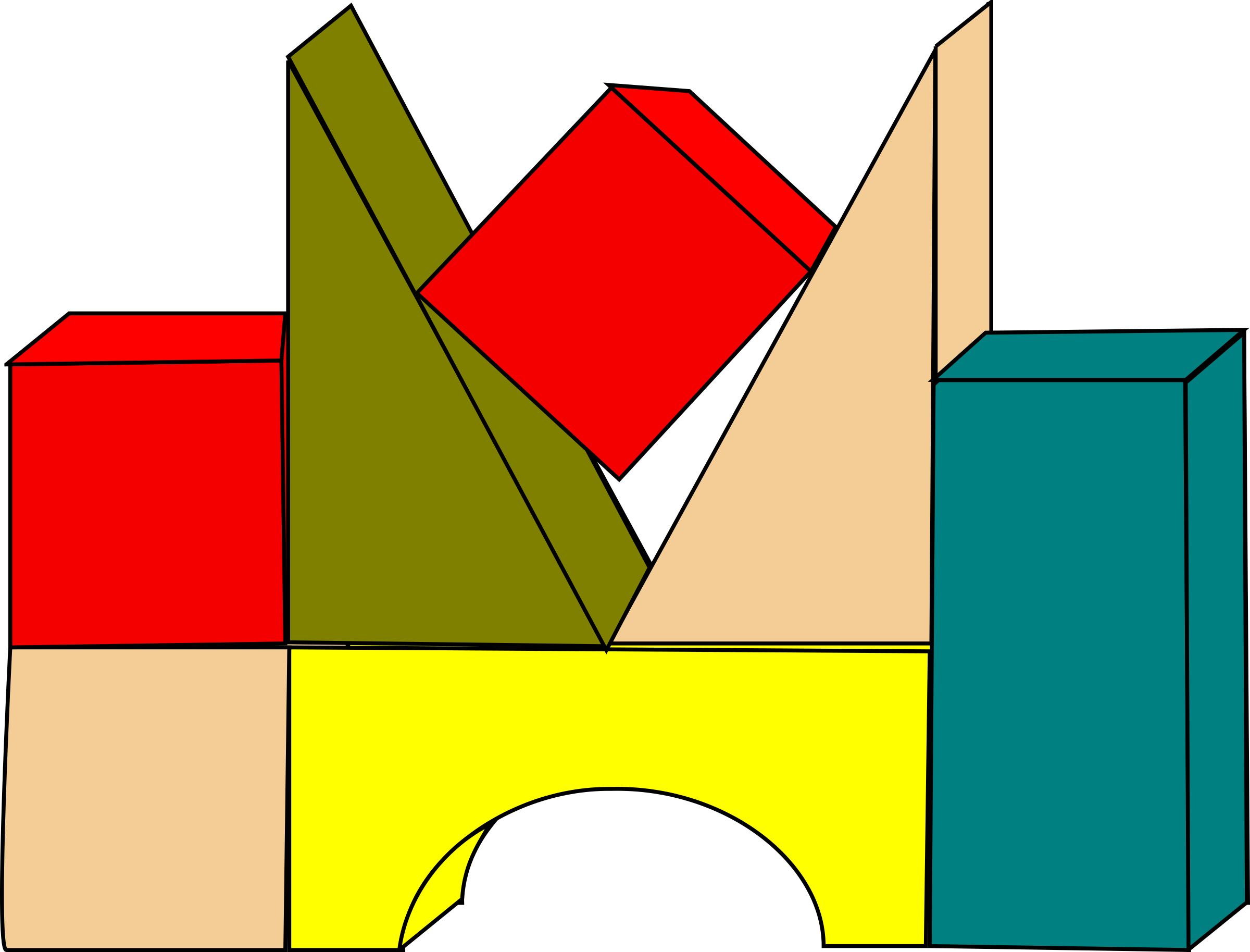 Building Blocks Clip Art Building Blocks 973