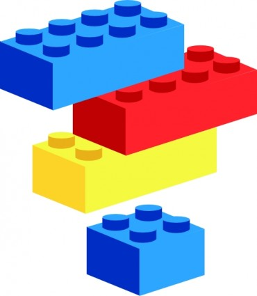 building blocks clip art .