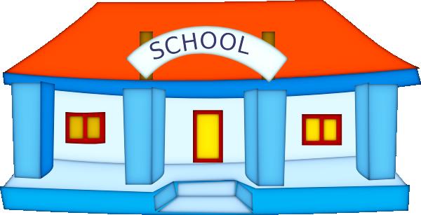 Clip Art Of School