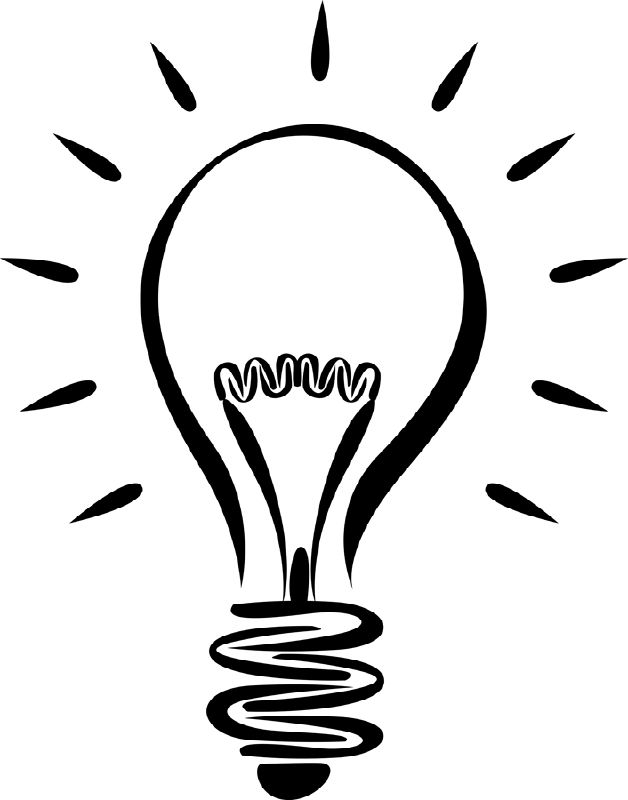 628x800 The Top 5 Best Blogs on Line Dra-628x800 The Top 5 Best Blogs on Line Drawing Clipart Light Bulb-6